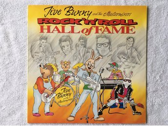 JIVE BUNNY and the Mastermixers - Rock'n'roll Hall of Fame