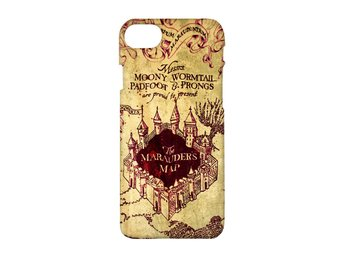 Harry Potter Marauders Map iPhone 8 Skal