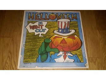 Helloween - I Want Out tolvtummare Noise International 1988