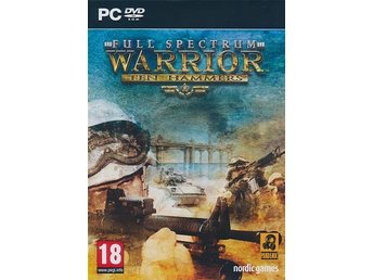 Full Spectrum Warriors 10 Hammer (PC)