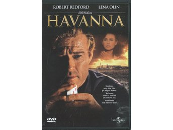 HAVANNA - ROBERT REDFORD - LENA OLIN  ( SVENSKT TEXT )