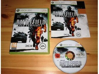 Javascript är inaktiverat. - Karlskoga - Battlefield Bad Company 2- Passar till Xbox 360.- Engelsk text.- Bruksskick. - Karlskoga