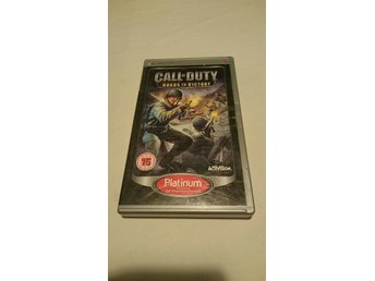 PSP / Call Of Duty Roads To Victory (M)