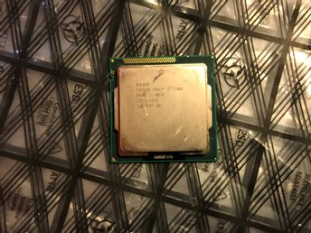 Intel Core i5 2500K 3.30 Ghz Quadcore Socket 1155