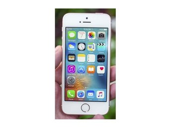 Apple iPhone SE 16GB Guld (beg) Klass A