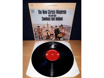 The New Christy Minstrels - Sing And Play Cowboys And Indians LP 1965