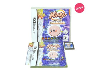 Kirby: Power Paint Brush (EUR / DS)