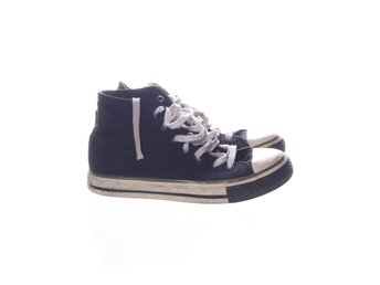 Cheap Monday, Sneakers, Strl: 38, Svart/Vit
