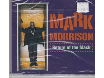 Mark Morrison – Return Of The Mack       maxi-cd