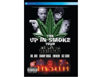 Dr Dre/Snoop Dogg/Eminem/Ice Cube: Up In Smoke (DVD)