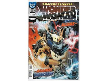 Wonder Woman 5th Series # 44 NM Ny Import