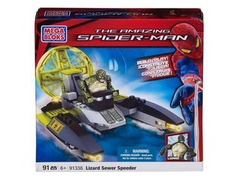Spiderman 4 Mega Bloks Vehicles Motor Vehicles   REA