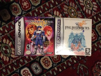 PHANTASY STAR COLLECTION+ Final Fantasy Tactics