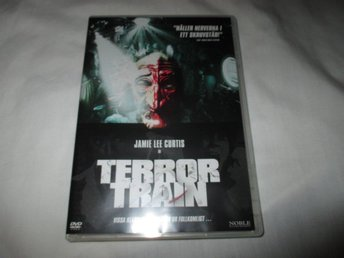Terror Train - Jamie Lee Curtis - 1980 - Repfri - Sundsvall - Terror Train - Jamie Lee Curtis - 1980 - Repfri - Sundsvall