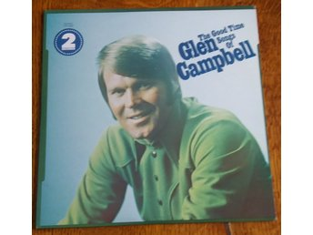 Glen Campbell / The Good Time Songs of (1973) / bra skick