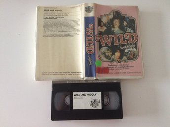 Wild and Wooly (1978) - Scand