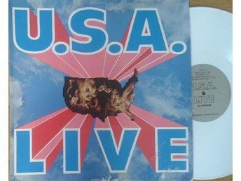 Sunrize  titel*  U.S.A. Live*Soul/ Funk, Rock Disco LP. L.T.D Virgin White