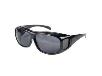 Svart - Night Vision Driving Sunglasses - Chonburi - Svart - Night Vision Driving Sunglasses - Chonburi
