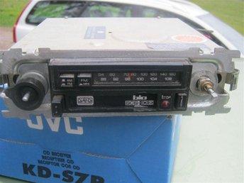 BIA SCS-101E VETERANBIL STEREO KASSETT/RADIO! - Boxholm - BIA SCS-101E VETERANBIL STEREO KASSETT/RADIO! - Boxholm