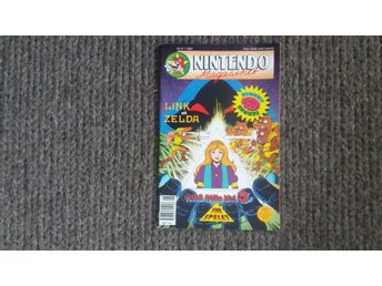 Nintendo Magasinet Nr 6-7 1991