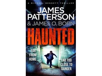 Haunted (Bok) Ord Pris 149 kr SALE