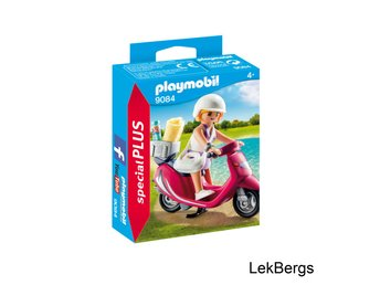 PLAYMOBIL Tjej med scooter