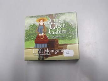 Anne of Green Gables - LM Montgomery - Ljudbok