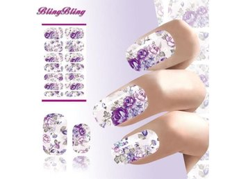 Nail Art . Nail Stickers / Nageldekoration.