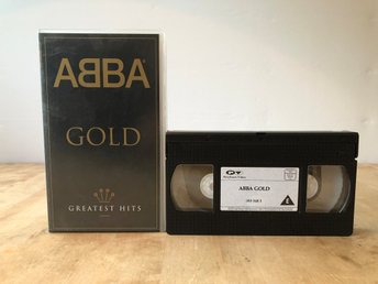 Abba - Gold Greatest hits - VHS