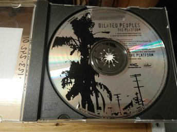 Dilated Peoples - The Platform, promo, rare!