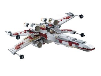 X-wing Fighter  - LEGO set 6212-1