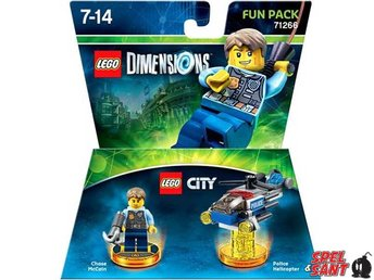 Lego Dimensions Lego City Fun Pack 71266