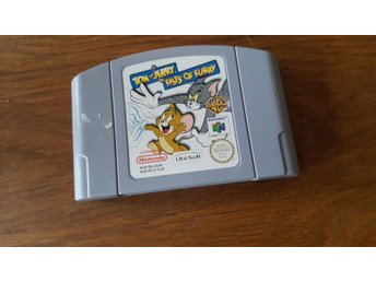 TOM AND JERRY FISTS OF FURY N64 BEG