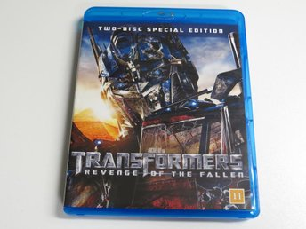 TRANSFORMERS: REVENGE OF THE FALLEN (Blu-ray) 2-disc