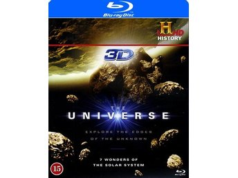 The Universe 3D (Blu-ray 3D)