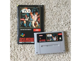 SUPER STAR WARS - SNES/PAL