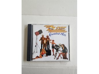 ZZ TOP - GREATEST HITS CD