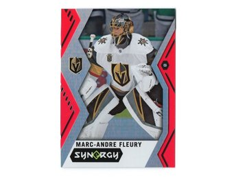 17-18 Upper Deck Synergy Red Marc-Andre Fleury