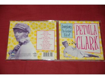 Petula Clark. Downtown. The Greatest Hits. BMG. Buddaha.