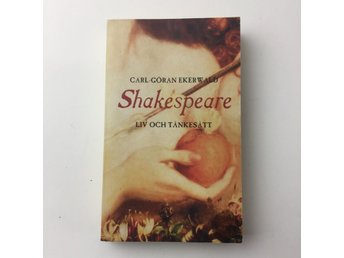 Lärobok, Shakespeare, Carl-Göran Ekerwald, Pocket, ISBN: 9789172630017
