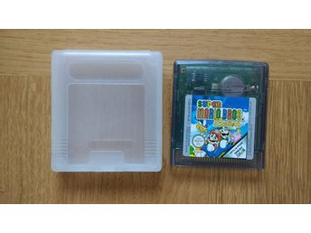 Gameboy / Game Boy Color: Super Mario Bros Deluxe (endast kassett)