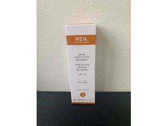 Ren skincare sation perfection BB cream, oöppnad