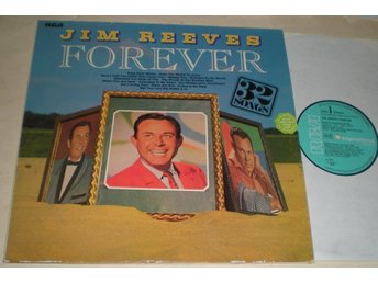 Jim Reeves D-LP Forever 1975 VG++