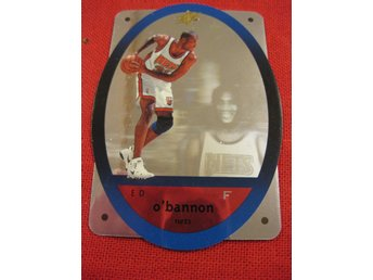 ED O´BANNON  - UD SPX 1996 - NEW JERSEY NETS - BASKET