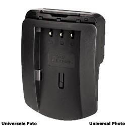 NP-60 Battery Charger universal charger plate for Fujifilm YCL007