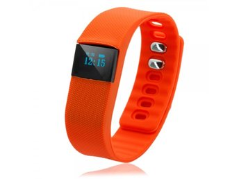 Sport- & aktivitetsarmband iPhone/Android TW64, fitbit flex typ - Orange