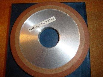 Diamantskiva J53 med knivformig slipsida hål 32 mm. - Degerfors - Diamantskiva J53 med knivformig slipsida hål 32 mm. - Degerfors