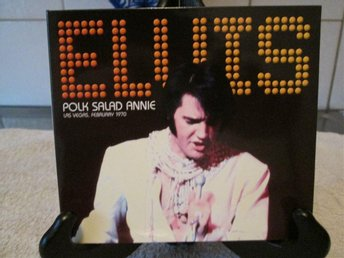 ELVIS PRESLEY - POLK SALAD ANNIE  FTD-UTGÅVA 2004, POP, ROCKABILLY, COUNTRY
