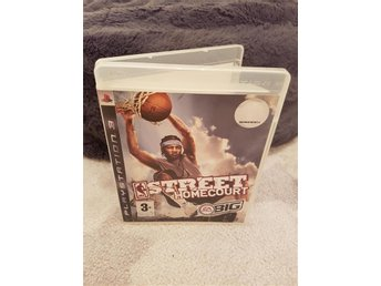 PS3 Spel - Street Homecourt
