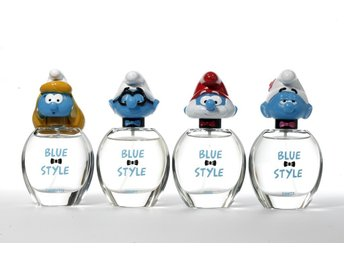 Smurf Gift Set 4 x 50ml